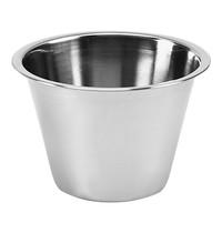 EMGA Timbaal/Puddingvorm RVS 0,15L -  Ø 7x5(h)cm