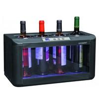 CAVANOVA Flessenkoeler (cap.4st.) elektro thermisch | 170W | 4 flessen | 480x260x260(h)mm