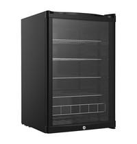EXQUISIT Koelkast 115 liter | 110W | met 4 verstelbare roosters | 540x550x840(h)mm