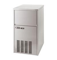 MASTERFROST ijsblokjesmachine (60KG p/dag) | 640W | met inspuitsysteem | 580x480x840(h)mm
