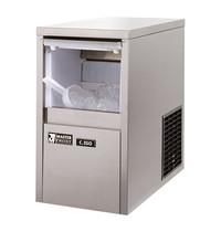 MASTERFROST ijsblokjesmachine (25KG p/dag) | Compleet aan en afvoerslang | 385W | 580x340x580(h)mm