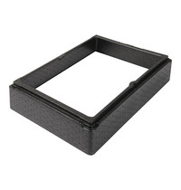 Thermo Future Box Opzetrand | Voor Isoleerbox | 600x400x90(h)mm