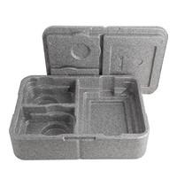 EMGA Dinner Box EPP kunststof 40x29x14(h)cm