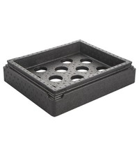 Thermo Future Box Isoleerbox Opzetunit 1/2 GN | 390x330x60(h)mm