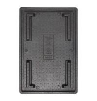 EMGA Koeldeksel 1/1 GN | Vaatwasmachinebestendig | 600x400x60(h)mm