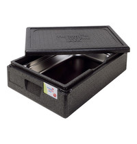 Thermo Future Box isoleerbox cap.GN1/1-100mm 530x325mm   400x600x180(h)mm