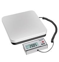 EMGA Weegschaal elektronisch plateau 32x30cm 150kg/50gr | 315x305x40(h)mm