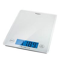 EMGA Weegschaal 005kg/1gr   230x180x20(h)mm