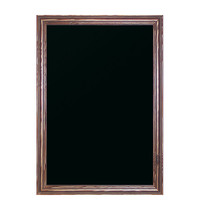 EMGA Wandkrijtbord | PVC/Laminaat | 600(b)x900(h)mm