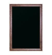 EMGA Wandkrijtbord | PVC /Laminaat | 400(b)x600(h)mm