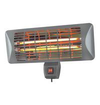 EMGA Terras-verwarmer | 2 kW/h | Regelbare stralingshoek | 500x470x210(h)mm