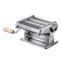 IMPERIA Pasta-apparaat Home N.190 | Met combinatiewals 2+4 verchroomd staal | 200x180x170(h)mm