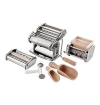 IMPERIA Pasta-apparaat verchroomd gepolijst staal Home N.501 | 200x180x170(h)mm