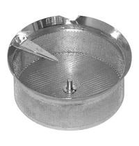LOUIS TELLIER Inzetzeef voor groentezeef 1,5mm gaatjes Ø18cm