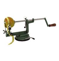 EMGA appelschil/snijder | verwijdert klokhuis en snijdt gelijktijdig dan wel afzonderlijk | 305x120x185(h)mm
