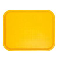 EMGA Dienblad geel polypropyleen 45,5x35,5cm
