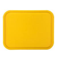 EMGA Dienblad geel polypropyleen 35,0x27,0cm