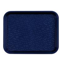 ROLTEX Dienblad polypropyleen blauw  34,5x26,5cm
