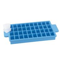 EMGA Ijsblokjesbak rubber cap. 40 stuks - 35x19x4(h)cm