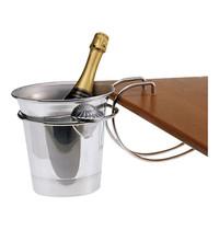 EMGA Wijnkoeler tafelbeugel RVS Ø21x50(l)cm