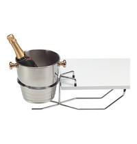 EMGA Wijnkoeler tafelbeugel RVS Ø20x51(l)cm