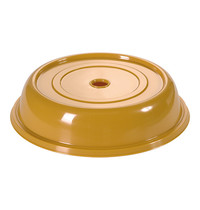 EMGA Bordendeksel polypropyleen met vingeropening & magnetron bestendig voor borden mm 257/265 | Ø 26cm