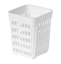 CATERRACKS Bestekbeker polyethyleen vierkant | 110x110x140(h)mm