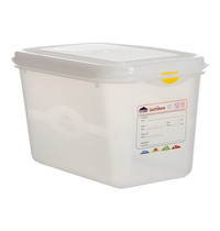 DENOX voedseldoos 1/4GN 265x162x150(h)mm