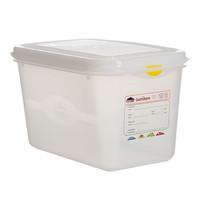 DENOX Voedseldoos 4,3 liter |1/4GN | 265x162x150(h)mm