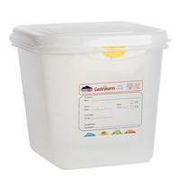 DENOX Voedseldoos 2,6 liter | 1/6GN | 176x162x150(h)mm