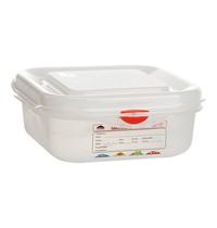 DENOX Voedseldoos 1,1 liter | 1/6GN | 176x162x65(h)mm