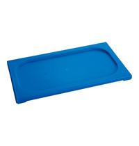 CaterChef Deksel blauw | 1/3 GN | 325x176mm