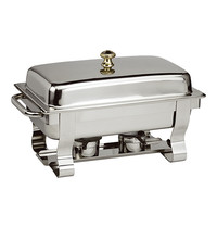 MAXPRO Chafing dish GN1/1 DeLuxe | 650x340x350(h)mm
