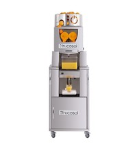 Frucosol Frucosol Freezer Citruspers | 600W | 20-25 sinaasappels/min | Automatisch + koelsysteem | 580x720x1970(h)mm
