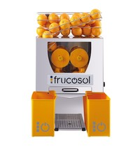 Frucosol Frucosol F50 automatische citruspers | 20-25 sinaasappels/min | 300W |  | Handmatige invoer | 470x370x735(h)mm