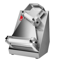GMG GMG Deegroller-Pizzaroller 30cm rond   Roestvrijstaal   0,25kW   430x500x630(h)mm