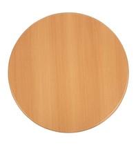 Tafelblad rond beukenhout voorgeboord | 60cm