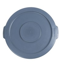 RUBBERMAID Deksel polyethyleen voor 37L container | 2,5(h) x 40,6(Ø)cm