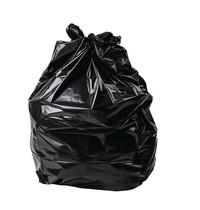 Jantex Grote zware zwarte kwaliteit vuilniszakken | 200 stuks / 90L | 45,7(DB)x73,7(OB)x96,5(L)cm