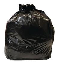 Jantex Grote standaard kwaliteit vuilniszakken zwart | 10 stuks / 90L | 40,6(DB)x37,7(OB)x96,5(L)cm
