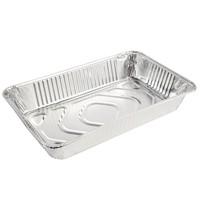Fiesta Rechthoekige aluminium serveerschalen GN 1/1 | 5 stuks | 32,2(b)x26(d)cm
