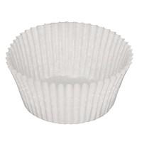 Cupcake bakjes 75mm | 1000 stuks