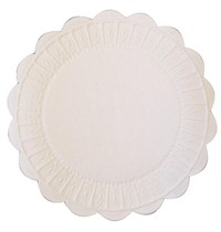Gastronoble Papieren onderzetters | 1000 stuks | 9(Ø)cm