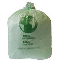 Jantex Composteerbare vuilniszakken 90L | 20 stuks | 74(b) x 96(l)cm