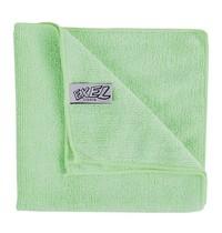 Jantex Microvezeldoeken groen | 5 stuks | 90% polyester en 10% polyamide | 40x40cm