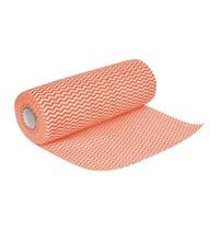 Jantex Niet geweven doekjes rood | 100 stuks | 43x23cm