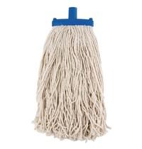 Jantex Kentucky mop blauw | Polyester garen