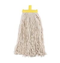 Jantex Kentucky mop geel | Polyester garen