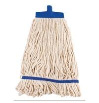 Scot Young Kentucky mop blauw | Katoen | 40,6(b) x 91,9(l)cm
