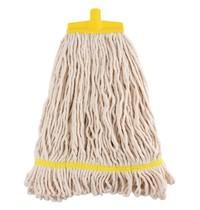 Scot Young Kentucky mop geel | Katoen | 40,6(b) x 91,9(l)cm